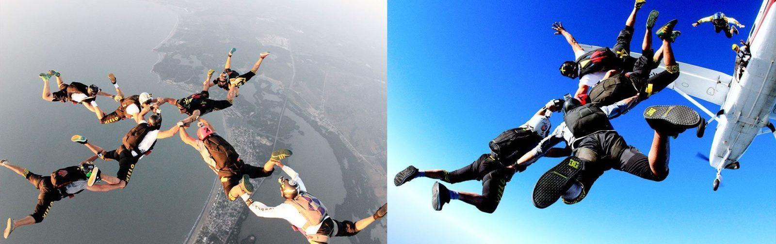 xielo cursos paracaidismo