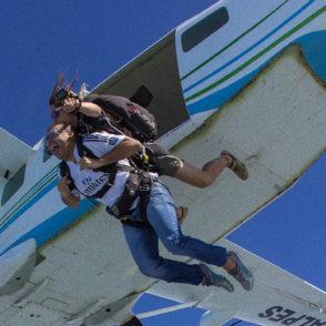 paracaidismo caribe colombia