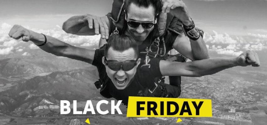 Black Friday: Salta Hoy al Xielo